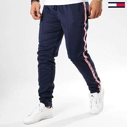 Tommy Hilfiger Jeans Pantalon Jogging Bandes Brodées Track