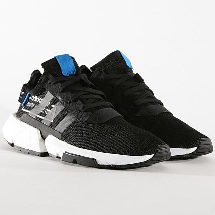 5d55d57c65715 adidas - Baskets POD-S3 1 CG6884 Core Black Blue Bird ...
