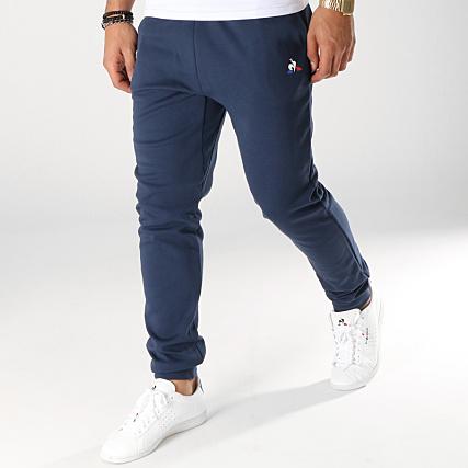 b394f0e2849 pantalon jogging coq sportif. Le Coq Sportif - Pantalon Jogging Dress N1  1810507 Bleu Marine .