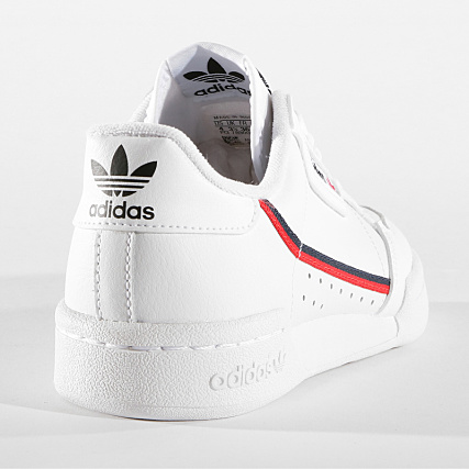 adidas Baskets Femme Continental 80 F99787 Footwear White