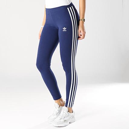 outlet store sale cheap for sale separation shoes legging adidas femme bleu