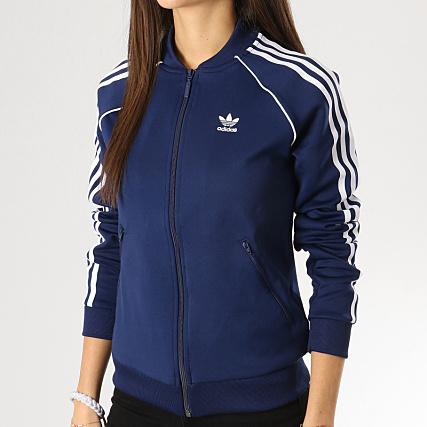 Veste Adidas SST TT Bleu