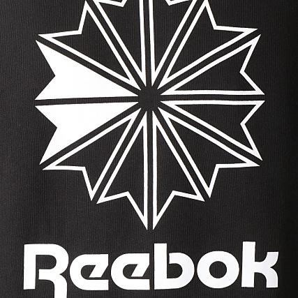 434ca5f89971 Home   Reebok   Sweats - Pulls   Sweats Col Rond - Crewneck   Reebok - Sweat  Crewneck AC FT Big Starcrest DT8132 Noir