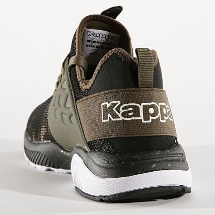 304igy0 Antonio Kappa O0wk8pn Baskets San Black Green 2WED9HIYe
