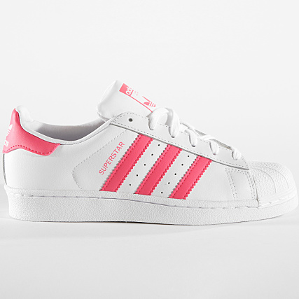 adidas Baskets Femme Superstar CG6608 Footwear White Real