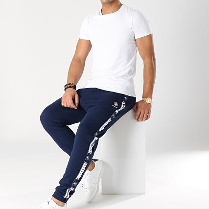 Reebok Pantalon Jogging Avec Bandes Classic FT DT8141 Bleu