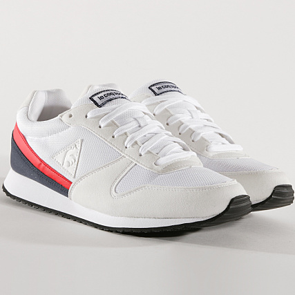c354db9382dc5 Le Coq Sportif - Baskets Alpha II Sport 1910252 Optical White ...