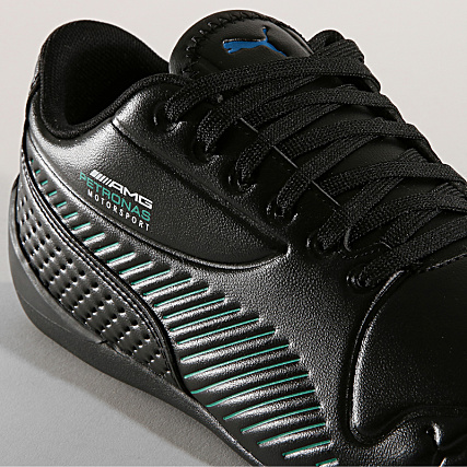 Mercedes 306381 Puma Drift Ultra Amg Petronas 7s Cat Baskets Black wO8nkP0X