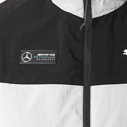 Puma Veste Zippée Mercedes AMG Petronas 578484 01 Noir