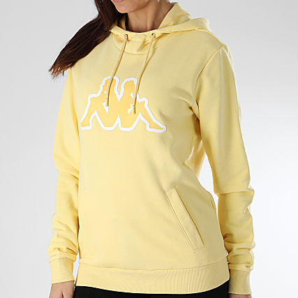 Kappa Sweat Capuche Femme Authentic Logo Onno 304PPW0