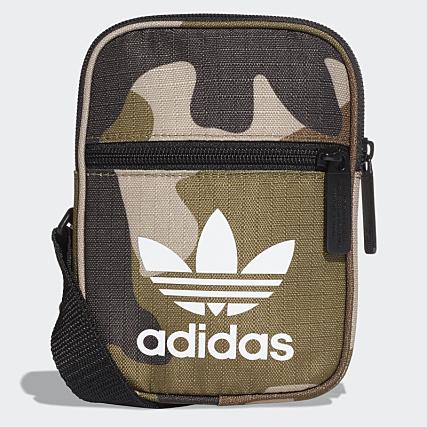 Dv2476 Bag Sacoche Adidas Camouflage Kaki Festival Vert DWE2IH9