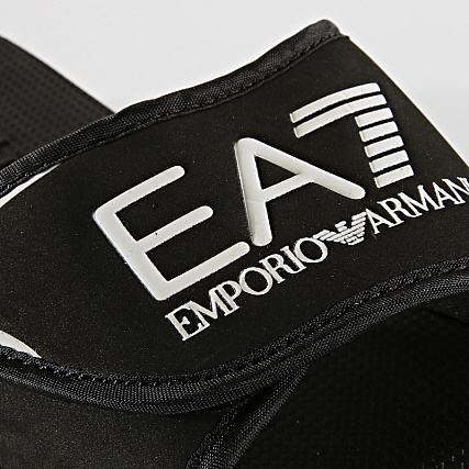 8f135fc40bcd8f Home > EA7 > Baskets - Chaussures > Claquettes - Sandales > EA7 - Claquettes  Slipper Sea World XBP001-XCC09 Noir Blanc