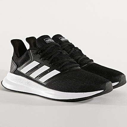 adidas Baskets Runfalcon F36199 Core Black Footwear White