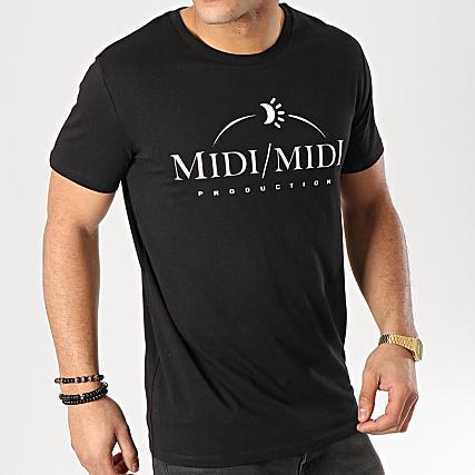 Shirt L'enfoiré Midi Tee Heuss Noir Tcljk13f Blanc ZwkPXuTOi