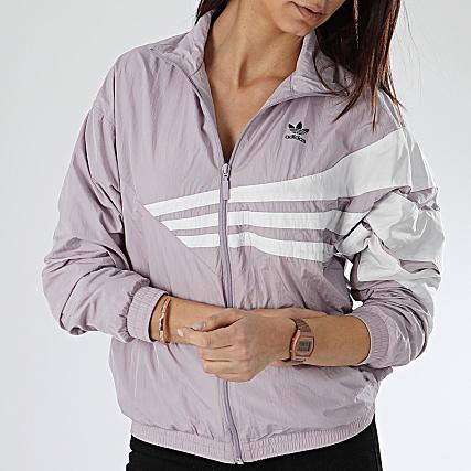 adidas Veste Zippée Femme DU9602 Mauve