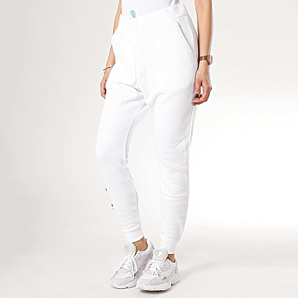 Reebok Pantalon Blanc Vp Ec5963 Jogging Femme CxdBthsQr