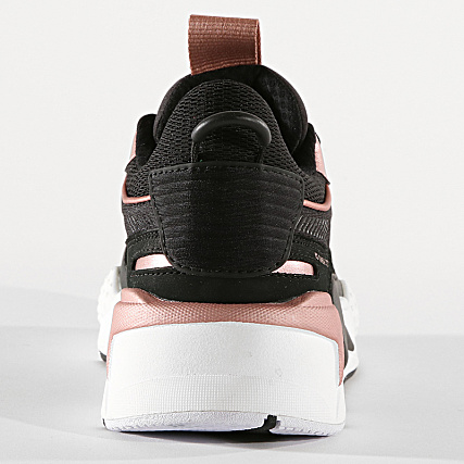 834a005c4d3 Home   Puma   Baskets - Chaussures   Baskets Basses   Puma - Baskets Femme  RS-X Trophy 369451 04 Black Rose Gold