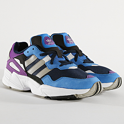 new product bd02e cbc4b adidas - Baskets Yung-96 DB2606 Collegiate Navy Sesame True Blue -  LaBoutiqueOfficielle.com