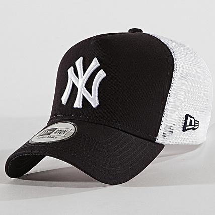 les dernières nouveautés chaussures élégantes rechercher le meilleur New Era - Casquette Trucker Clean New York Yankees 11588489 ...