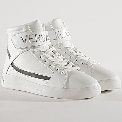 Linea Fondo Brad Baskets White Versace Jeans E0ytbsh5 70934 VSUMqzpG