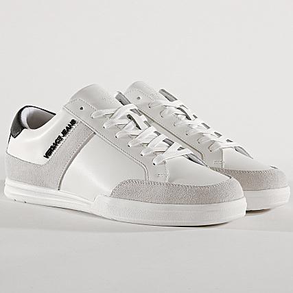 187c7a94b96b28 Versace Jeans - Baskets Linea Fondo New Marc Dis 1 E0YTBSL1-70996 White -  LaBoutiqueOfficielle.com