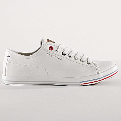 7ebcf79146 Home > Redskins > Baskets - Chaussures > Baskets Basses > Redskins - Baskets  Vandal XK11102 White