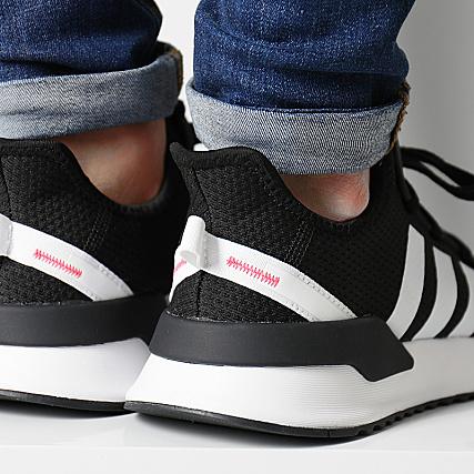 adidas Baskets U Path Run G27639 Core Black Ash Grey Core