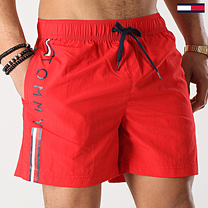 Tommy Hilfiger Short Drawstring short de bain orange