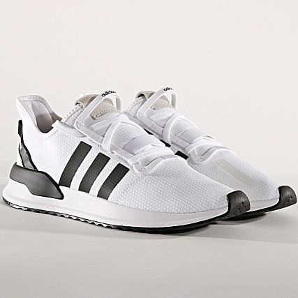 adidas - Baskets U Path Run EE7344 Footwear White Core Black ...