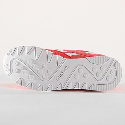 93815df319825 Home   Reebok   Baskets - Chaussures   Baskets Basses   Reebok - Baskets  Femme Classic Nylon Color CN7444 Bright Rose White
