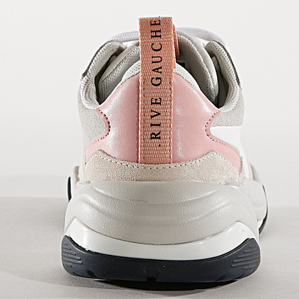 Home   Puma   Baskets - Chaussures   Baskets Basses   Puma - Baskets Femme Thunder  Rive Gauche 369453 01 Beige Glacier Gray 93c89d8ab6c
