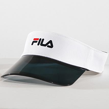Fila Visière 686026 Blanc Noir