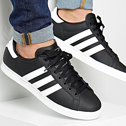 adidas Baskets Coast Star EE8901 Core Black Footwear White