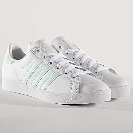 check out 20816 f8a22 adidas - Baskets Femme Coast Star EE8911 Ice Mint Footwear White -  LaBoutiqueOfficielle.com