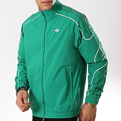 adidas Veste De Sport A Bandes Flamestrike DU8131 Vert