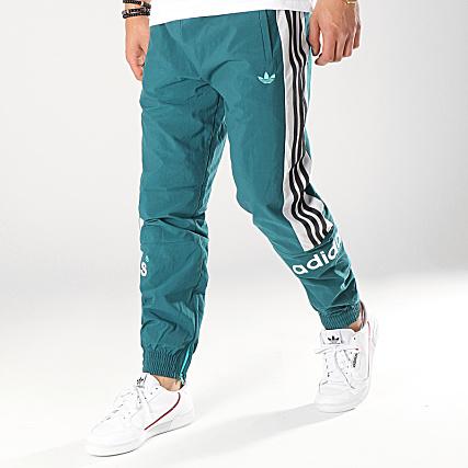 Vert Pantalon Arc Fh7902 A Bandes Jogging Adidas byY7vIf6g