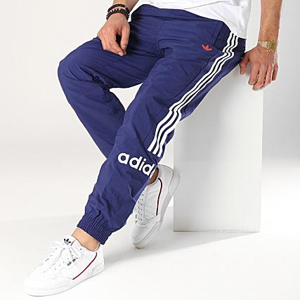 Bleu Jogging Marine A Arc FH7903 adidas Bandes Pantalon H9IE2WD