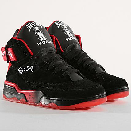 388fa1d100e8 Ewing Athletics - Baskets Ewing 33 HI Death Row Records 1BM00573 023 Black  Red - LaBoutiqueOfficielle.com