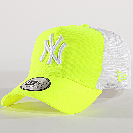 Trucker New York Neon Yankees Jaune 11773665 Era Casquette XkiZOuPT