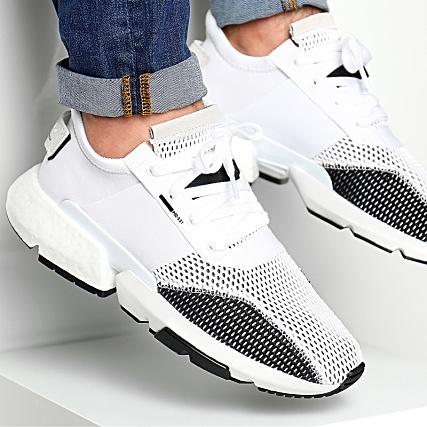 adidas - Baskets POD-S3 1 DB2929 Footwear White Core Black ...