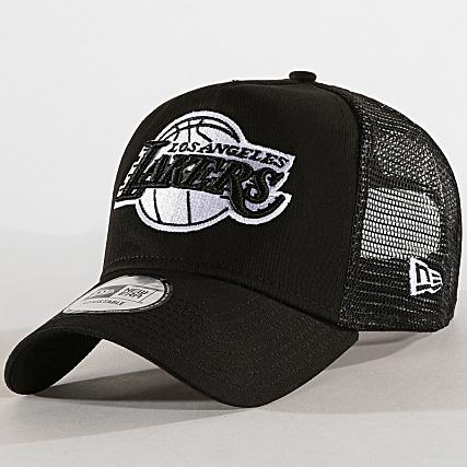 magasins d'usine qualité stable dernière remise New Era - Casquette Trucker NBA Essential Los Angeles Lakers ...