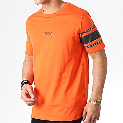 bda027176 HUGO by Hugo Boss - Tee Shirt Reverse Logo Durned-U6 50410898 Orange -  LaBoutiqueOfficielle.com