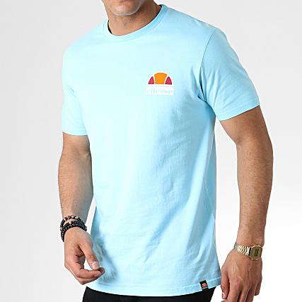 Ellesse Tee Shirt Cuba SHB06831 Bleu Clair