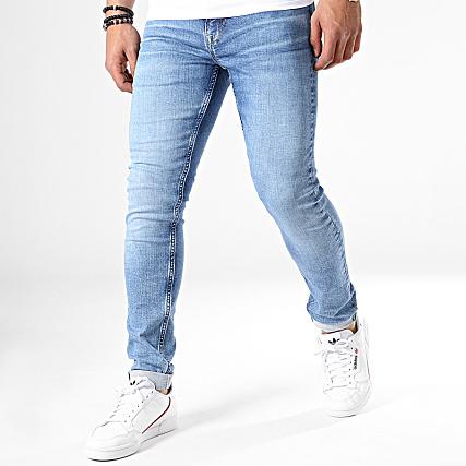 5234b5755dffb Pepe Jeans - Jean Skinny Finsbury PM200338WV72 Bleu Denim -  LaBoutiqueOfficielle.com