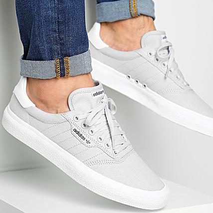 adidas Baskets 3MC Vulc DB3105 Light Solid Grey Footwear