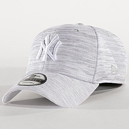 5d2e86ce5dc00 New Era - Casquette 9Forty Engineered Fit New York Yankees Gris Chiné -  LaBoutiqueOfficielle.com