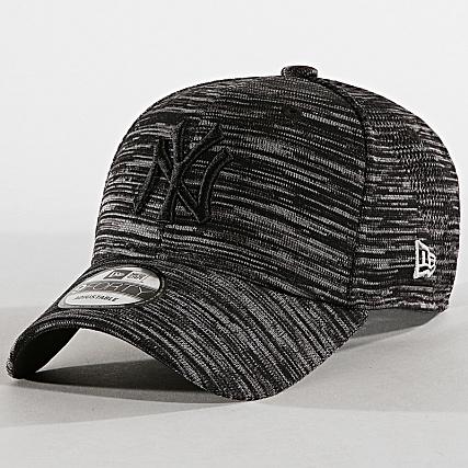 d90d1e03c4885 New Era - Casquette 9Forty Engineered Fit New York Yankees Noir Chiné -  LaBoutiqueOfficielle.com