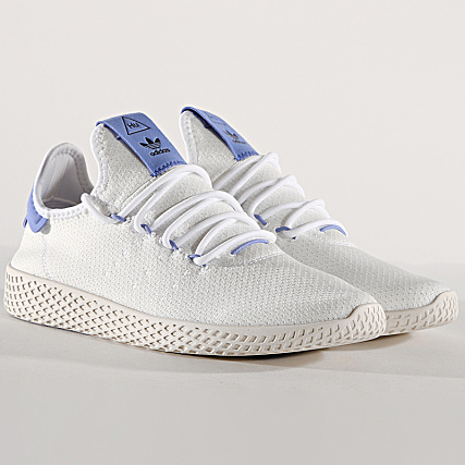 adidas Baskets Tennis HU Pharrell Williams BD7521 Footwear