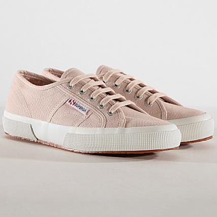 Cotu Skin Baskets Femme Superga Classic Pink 2750 3cRjq4A5L