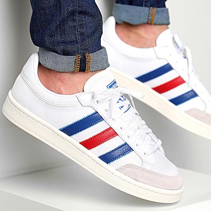Adidas Americana Low Cobalt Footwear Royal White Ef2508 Baskets GpUzVqSM